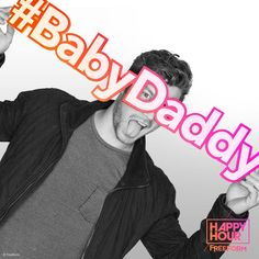 We see you Baby Daddy fans! Baby Daddy Cast, Derek Theler, Everything Baby, Happy Hour, Tv Shows, It Cast, Fans, Lights, Hi Lights