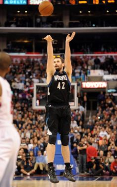 Congrats Kevin Love on All-Star selection