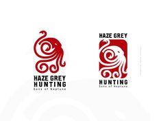 Kraken Logo / Octopus Logo by ademustajab on Dribbble Typo Logo, Typographic Logo, Logo Branding, Branding Design, Corporate Branding, Brand Identity, Kraken Logo, Kraken Art, Cthulhu