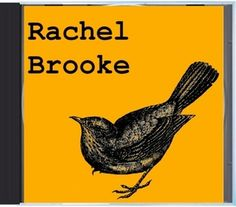 """""""Rachel Brooke is not only a singular talent, if you ask me she is a national treasure.""""-Saving Country Music"""