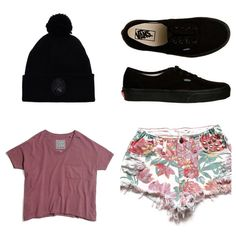 Summer outfits. Can't wait, I think I'm a little bit too obsessed with my vans