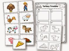 Sequencing Turkey Trouble