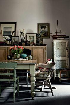 Home and Delicious: að vera þar
