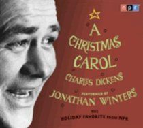 "Jonathan Winters Performs & quot'a Christmas Carol & quot'. The enchanting NPR holiday favorite is finally on CD. Old Marley was as dead as a doornail""and so, nearly, was Christmas itself when Charles Dickens published A Christmas Carol in 1843.. Price: $14.40"
