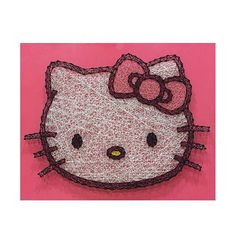 Hello Kitty by Heartstrings7 on Etsy