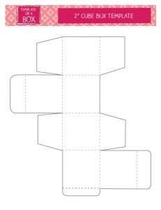 ... box on Pinterest | Box templates, Printable box and Templates