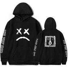 Lil peep funny hoodies 2018 lil peep printed sweatshirts plus sizes for men casual fleece streetwear hoodies cry baby lil peepGender: MenItem Type: Hoodies,SweatshirtsType: RegularSleeve Style: RegularHooded: YesThickness: StandardCollar: O-Neck Baby Hoodie, Lil Peep Hoodie, Hoodie Sweatshirts, Printed Sweatshirts, Sweat Shirt, Shirt Men, Sweat Streetwear, Aesthetic Hoodie, Fan Shirts