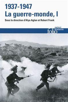 1937-1947 : la guerre-monde T.01 - ALYA AGLAN - ROBERT FRANK #renaudbray #librairie #bookstore #livre #book #histoire