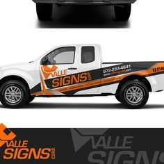 81237f7b79 Create Professional and modern looking Partial vehicle wrap for Sign  Company