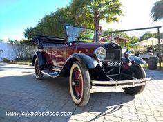 #Chevrolet modelo Capitol, de 1927