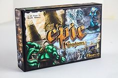 Tiny Epic Kingdoms Board Game Gamelyn Games