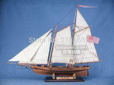 Free-shipping-Classic-wooden-sailing-boat-assembled-set-of-material-the-font-b-Yacht