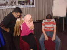 Professional Hypnotherapy Workshop di Medan.