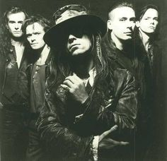Fields of the Nephilim, another band I'd forgotten about but have been playing a lot recently.