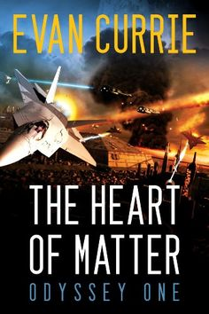 Today's Kindle SciFi/Fantasy Daily Deal is The Heart of Matter: Odyssey One ($1.99), by Evan Currie. Published by Amazon's 47North imprint, I'll probably pick this one up, to go with two others of his that I've snagged on sales.