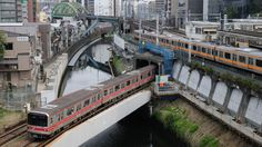 新宿-東京間、乗るなら中央線か丸ノ内線か