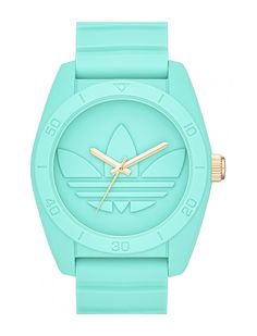 new styles 023b0 ed0eb adidas Originals  Santiago  Silicone Strap Watch, available at