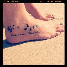 18 Mejores Imágenes De Tatuaje Pie Inspiração Para Tatuagem