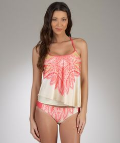 Womens Tankini Swimsuit | Luxe by Lisa Vogel 2012 | Modest Swimwear    Love this!