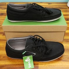 120f50549e2 Shop Men s Sanuk Black size Various Shoes at a discounted price at Poshmark.