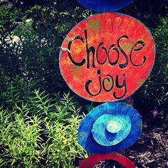 {Choose Joy}