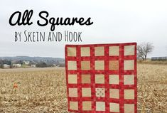 All Squares Quilt