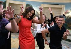 Here are the most memorable and moving pictures of First Lady Michelle Obama.