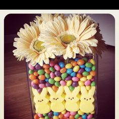 Easter decor...made by me :)