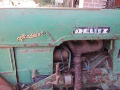 Particolare del trattore Deutz D 4005 http://tantitrattori.96.lt/deutz-d-4005/