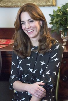 Kate joined around 20 young people from a South London school at the end of a screening of Finding Mike: The Stranger on the Bridge a documentary about a man who was saved from suicide by a passing stranger