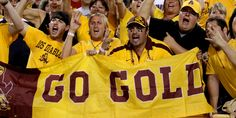 Sun Devils, tickets are now available for the ASU Vs. Notre Dame game on Oct. 5th! Get your tickets now and don't forget the Sparky's Touchdown Tailgate just before the game.