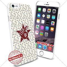 New iPhone 6 Case Texas A&M Aggies Logo NCAA #1598 White Smartphone Case Cover Collector TPU Rubber [Anchor] SURIYAN http://www.amazon.com/dp/B01504DKVG/ref=cm_sw_r_pi_dp_L18zwb11WQBEH