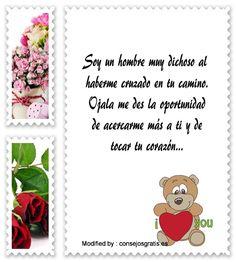 mensajes de amor bonitos para enviar,mensajes de amor para descargar gratis: http://www.consejosgratis.es/frases-para-una-chica-bonita/