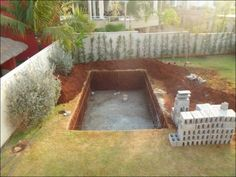 DIY Swimming Pool Conversion