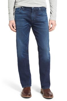 'Sid' Straight Fit Jeans (Lincoln)