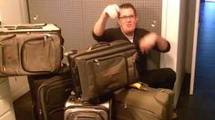 Declutter your luggage: #31Days2GetOrganized 2014