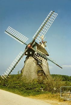 Windmill Charlotte - Gelting, Germany