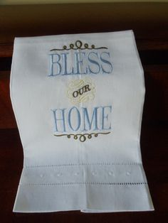 Classic  Linen White Swiss Dot  Hemstitching by Rorograce on Etsy, $12.00