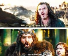 The Hobbit: The Battle of the Five Armies I SEE YOU KILI! Ok, but I was literally crying during the teaser.