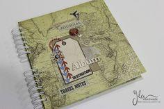 Yka handmade: Cestovateľský album