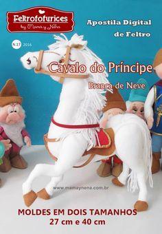 Resultado de imagem para atelie fofurices bella manu Felt Doll Patterns, Felt Diy, Felt Dolls, Doll Clothes, Arts And Crafts, Toys, Animals, Rapunzel, Medieval