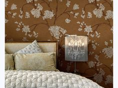 Fortuna, Opis: A range of bright unforgettable floral patterns. Wall Murals, Wall Decor, Curtains, Mural Ideas, Floral Patterns, Florals, Range, Bright