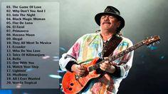 Carlos Santana Greatest hits -  Best songs of Carlos Santana