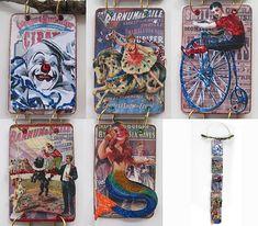 Book Of Circus, Vintage Circus, Carnival, Roads, Studios, Autumn, Image, Photos, Pictures