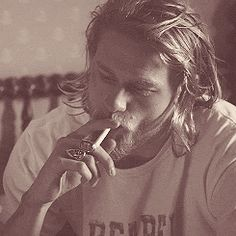 Jax - Sons of Anarchy I loved him before he was mr grey