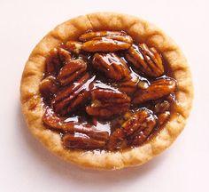 Granny's Mini Pecan Pie Tarts | Better Baking Bible