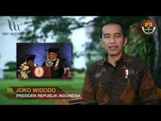 Presiden RI Ir. Joko Widodo mengucapkan Selamat atas Gelar Guru Besar ke...