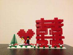 LEGO  Wedding Decoration not include minifigures by Minibrick, $630.00