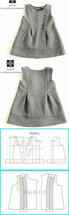Платье для девочки.: