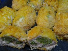 Broccoli Cheese Stuffed Chicken  Recipe from Tia Maria's Blog